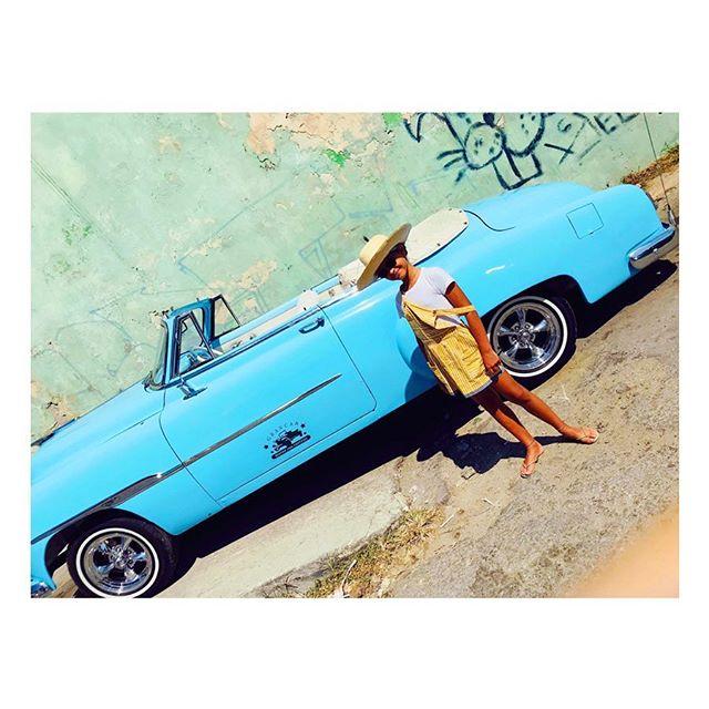 """Maison Salopette voyage ... . A Cuba en total look """"pour enfants sages (ou pas...) """"✈️ Merci 💛à nos ambassadeurs pour leurs jolies photos à travers le monde 🌎 . Fabrication entièrement faite en France 💛 . . . . . #pourenfantssagesoupas#madeinfrance#fabricationfrancaise#frenchtouch#frenchbrand#limitededition#fabriquéenfrance#salopette#kidsclothes#kidswear#modeenfant#enfant#enfants#maman#modeaddict#dungarees#dress#robe#childhood#colors#colorful#kids#kidz#kidzfashion#fashion#mode#paris"""