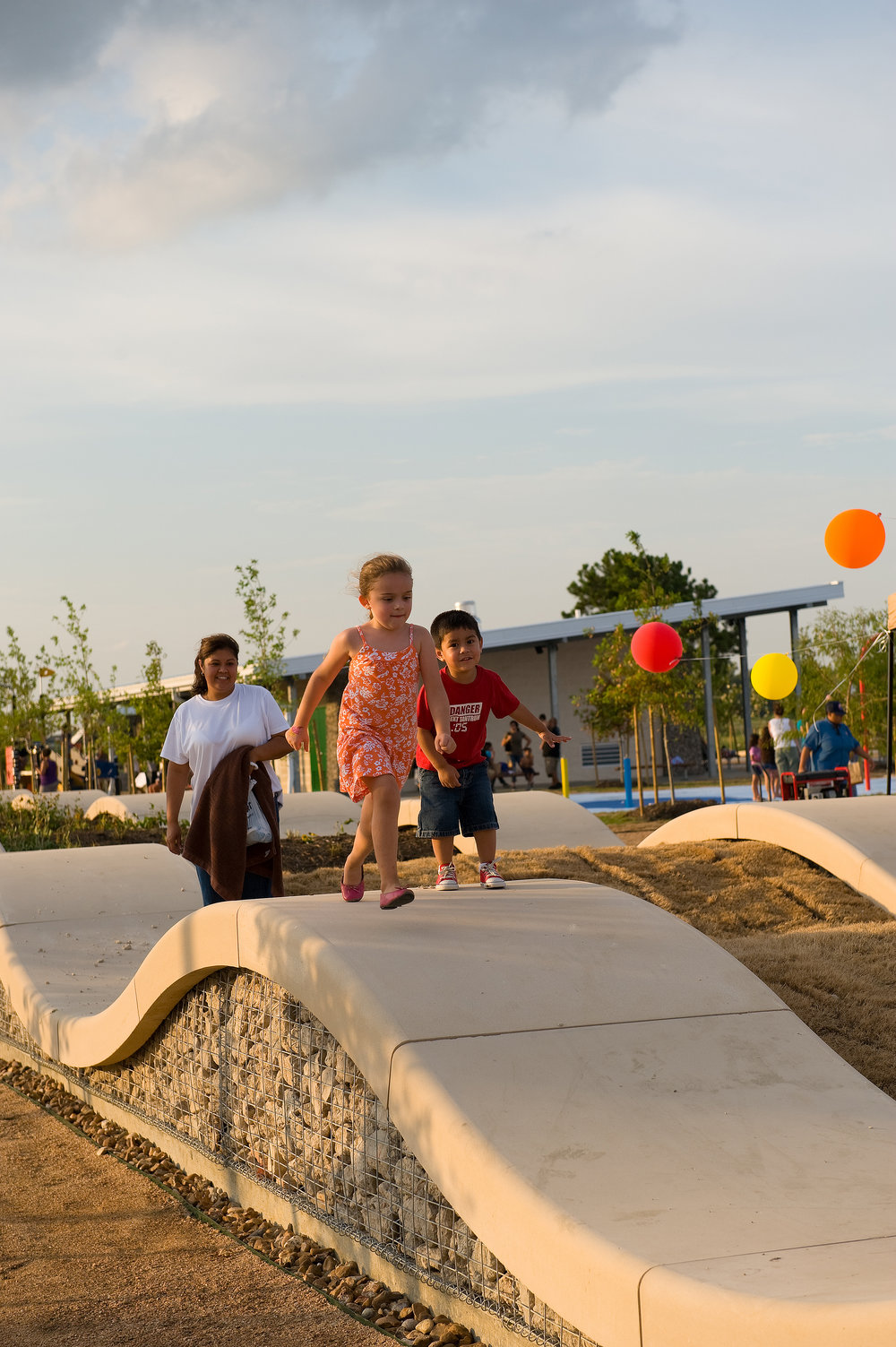Gene Green Beltway 8 Park.Image: Asakura Robinson