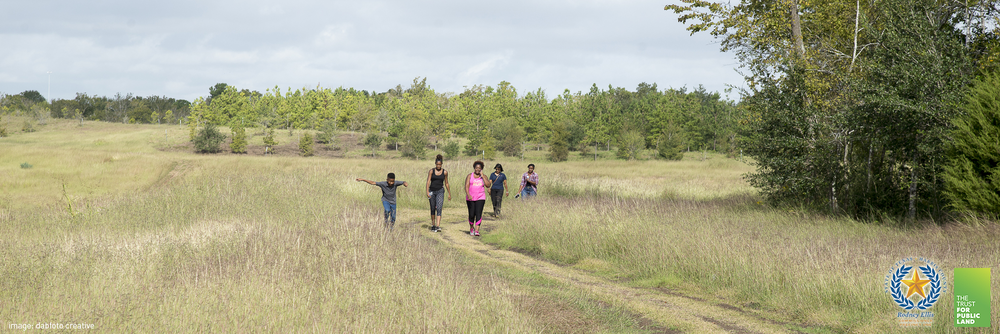 Commissioner Rodney Ellis is Planning for the Future of  Precinct 1 Parks and Trails -