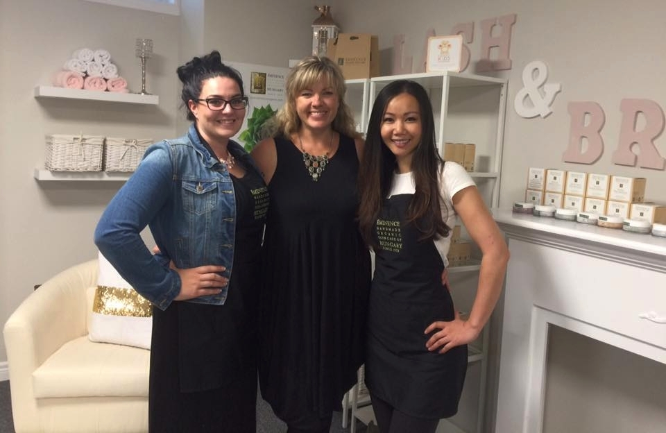 La Beauty Boutique with Suzanne Leithead Weaver