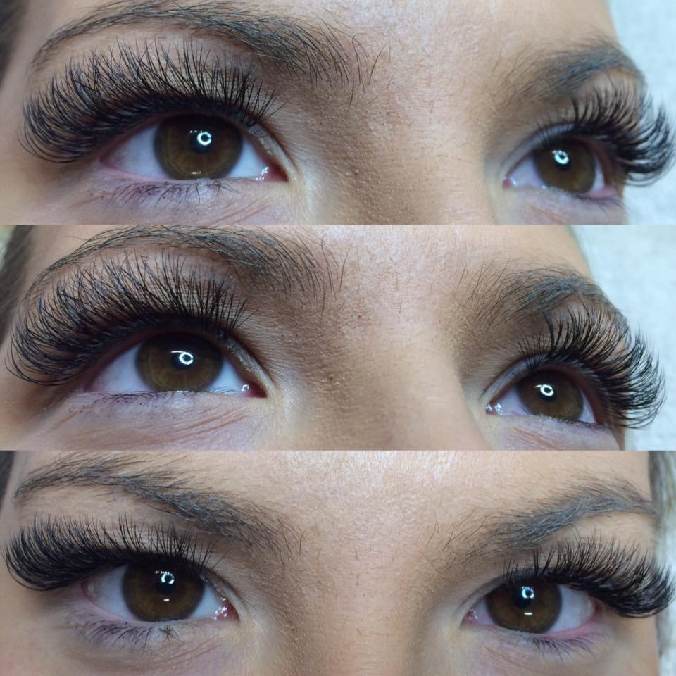 volume lash Extension