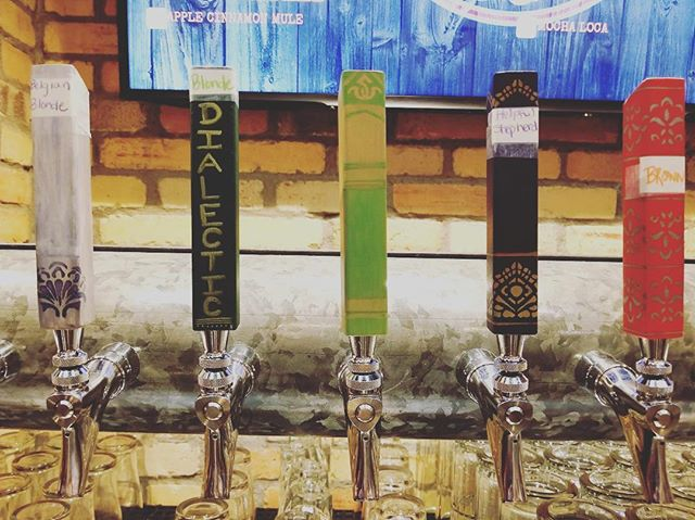 Next time you are in Bismarck, check out The Starving Rooster, they currently have 5 of our beers on tap!  #NDProud #Family #Friends #Community #Drinklocalbeer #eatlocal #bismarck #mandan #ndlegendary