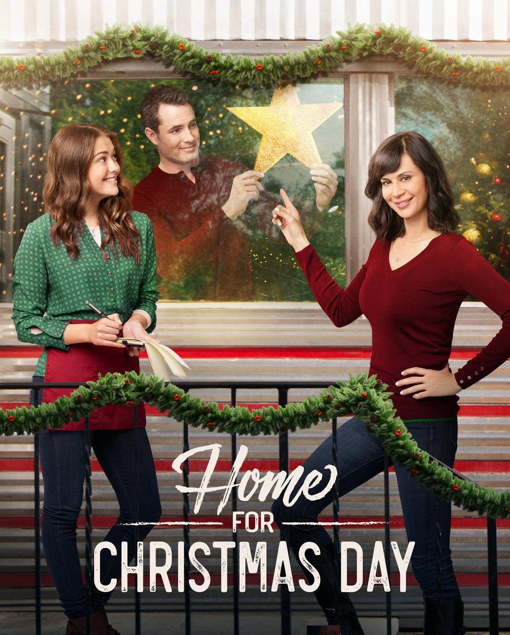 HOME FOR CHRISTMAS DAY