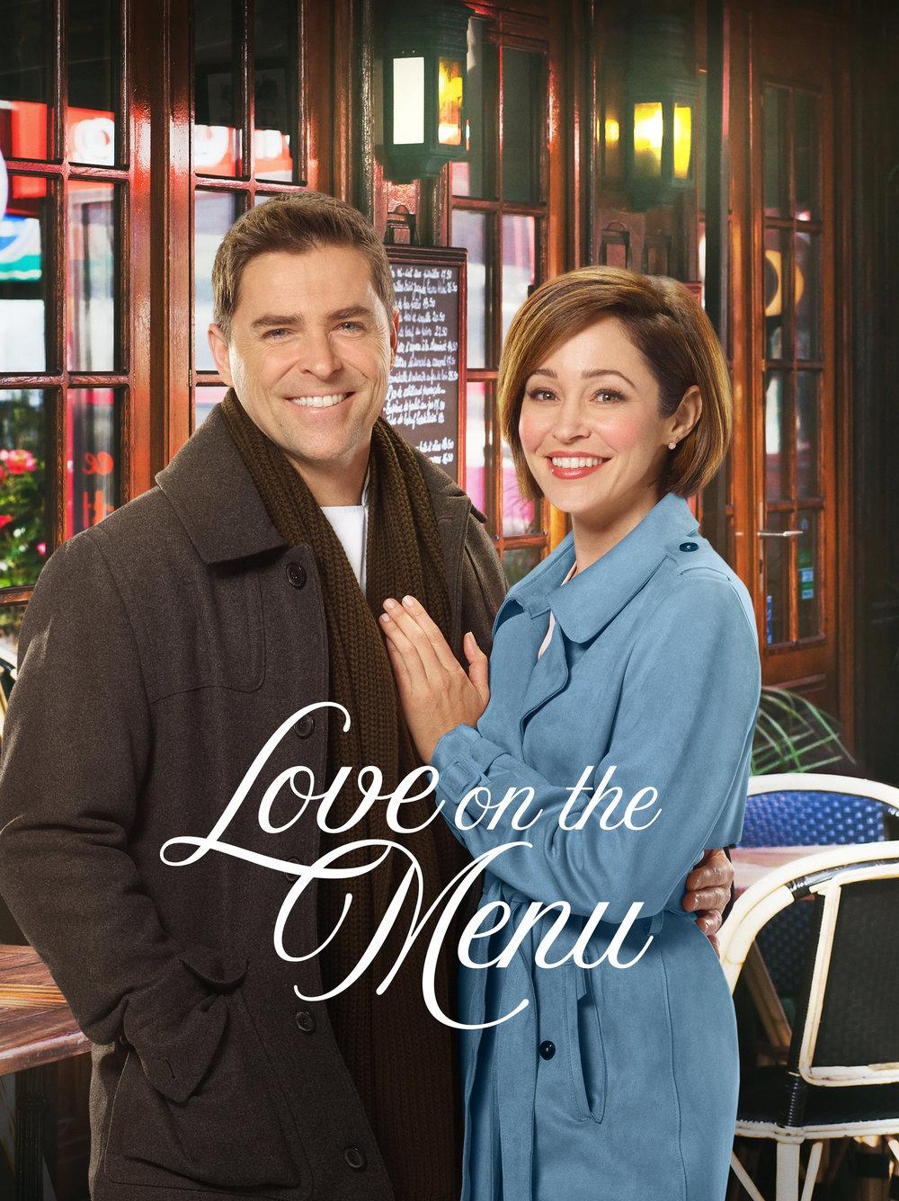 Love On The Menu Crown Media International Distribution
