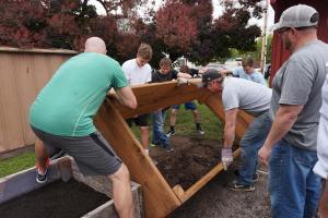 Installing the garden beds.jpg