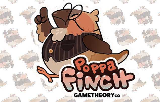 Introducing Poppa Finch - Blog Post // April 25th 2
