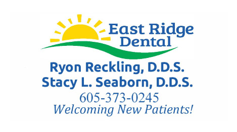 FRIEND OF MS LEVEL SPONSOR  In 2003 Dr. Reckling started practicing complete family dentistry in Sioux Falls. Active and known in the local dental community, Dr. Reckling has volunteered at and continues to serve on the Falls Community Health governing board. Learn more about East Ridge Dental  here .