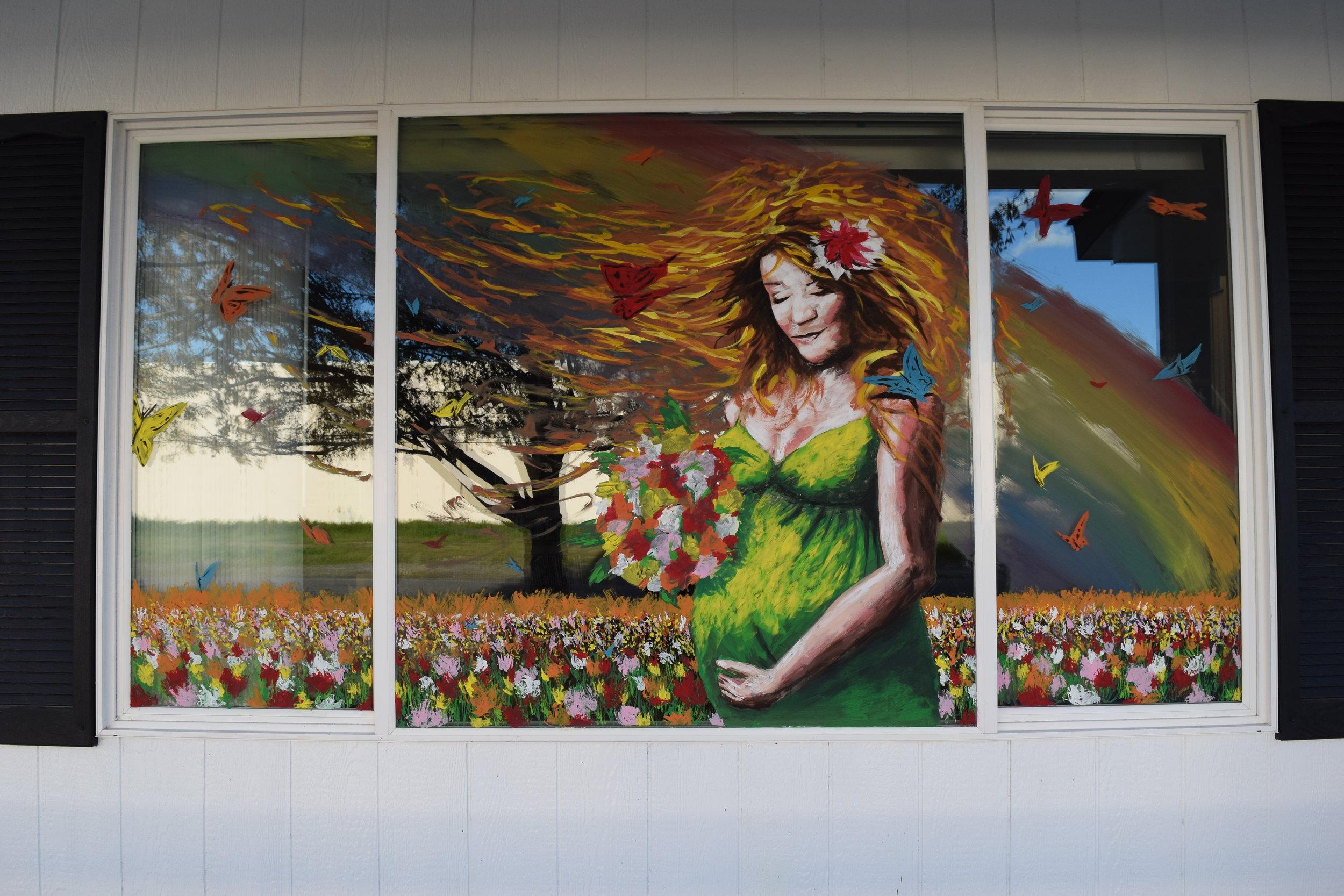 Windows Art By Heath Christopher