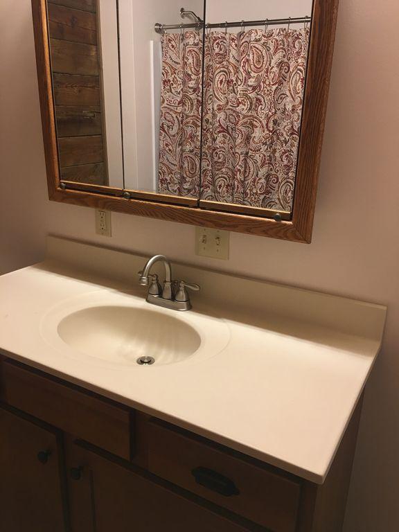 1st floor- full bath