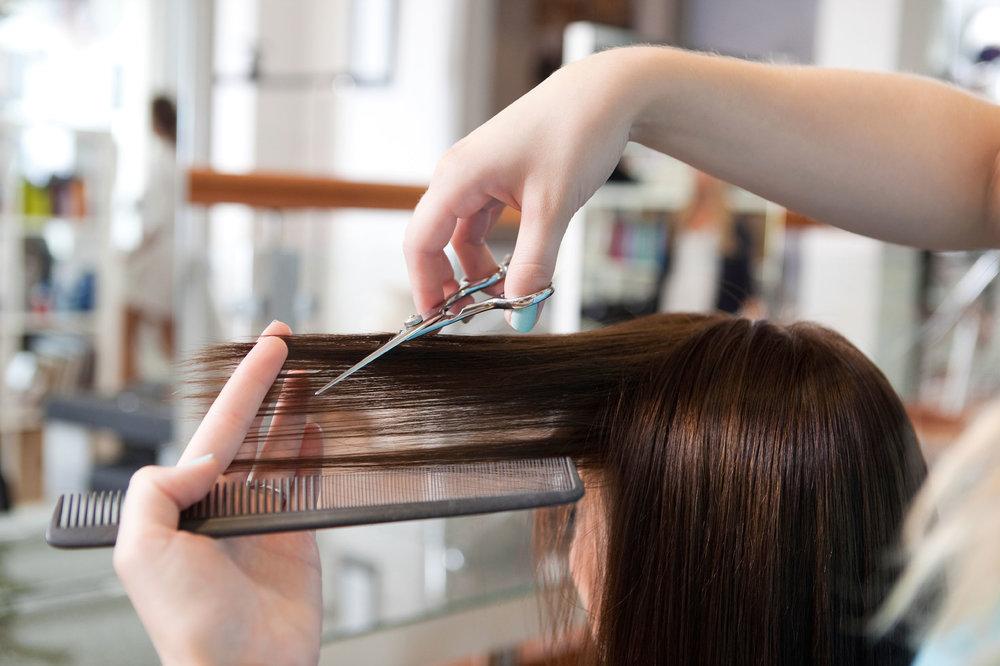 The Fringe Hair Salon