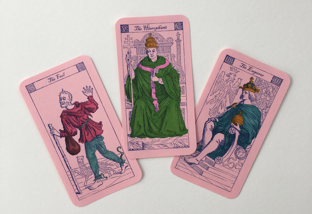#CardsOfFate - Free Tarot Readings