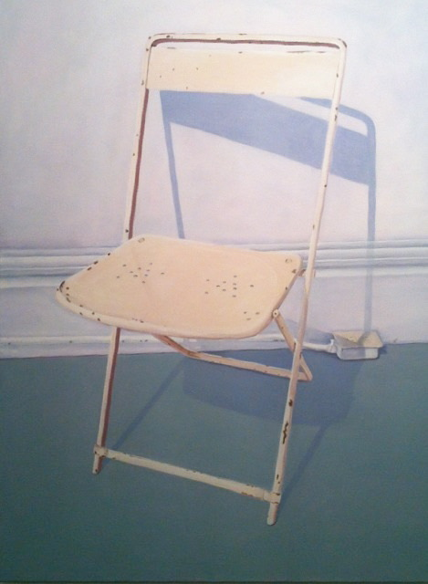 Star Chair, 36 x 48