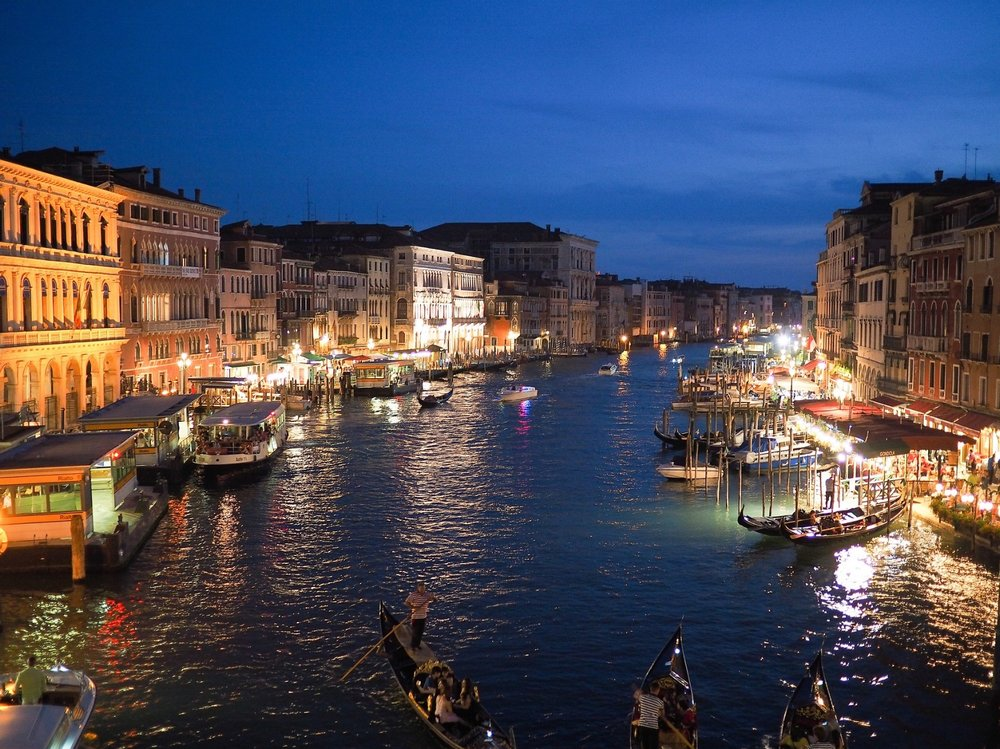 Cheap Venice flights - Cheap flights to Venice from East Midlands, Manchester and London from only £31 return!