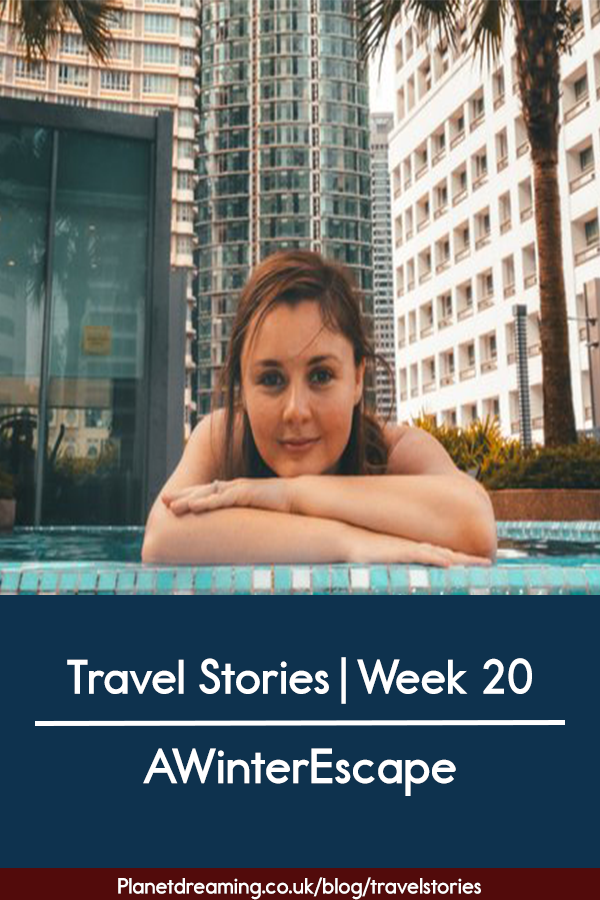 Travel Stories week 20