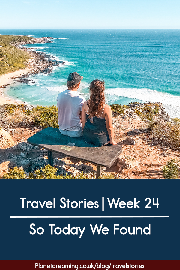 Travel Stories Week 24