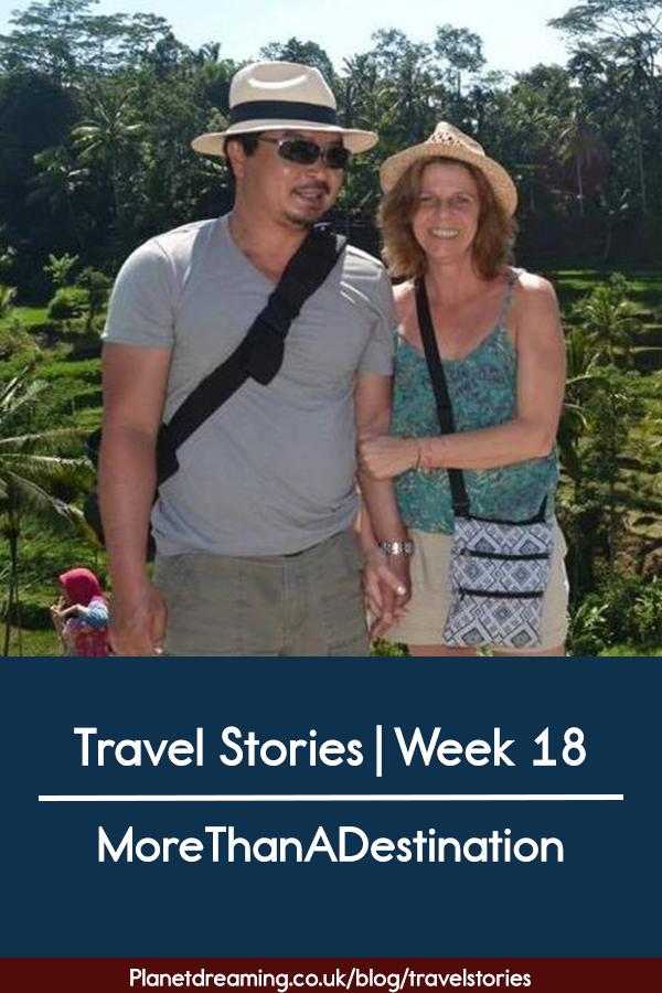 Travel Stories week 18