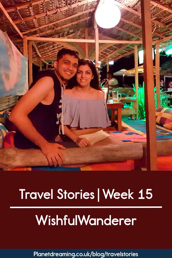 Travel Stories week 15