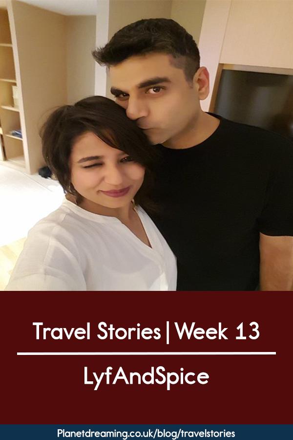 Travel Stories week 13