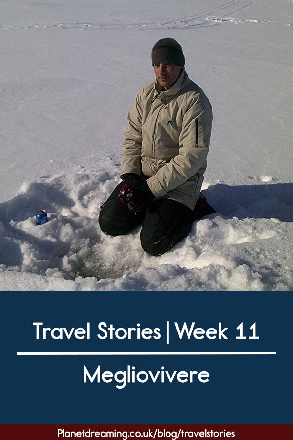 Travel Stories week 11