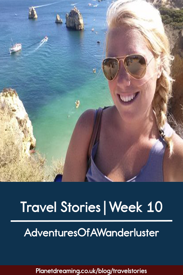 Travel Stories week 10