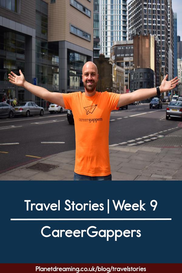 Travel Stories week 9