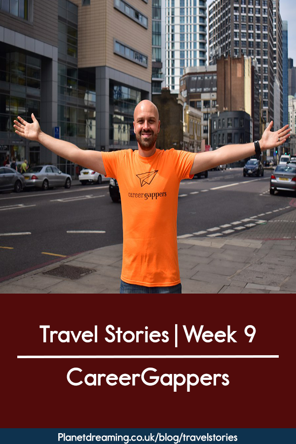Travel Stories week 9