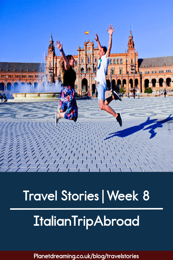 Travel Stories week 8