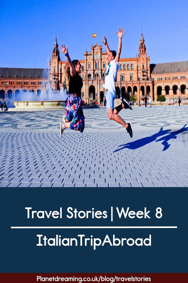 Travel Stories week 8