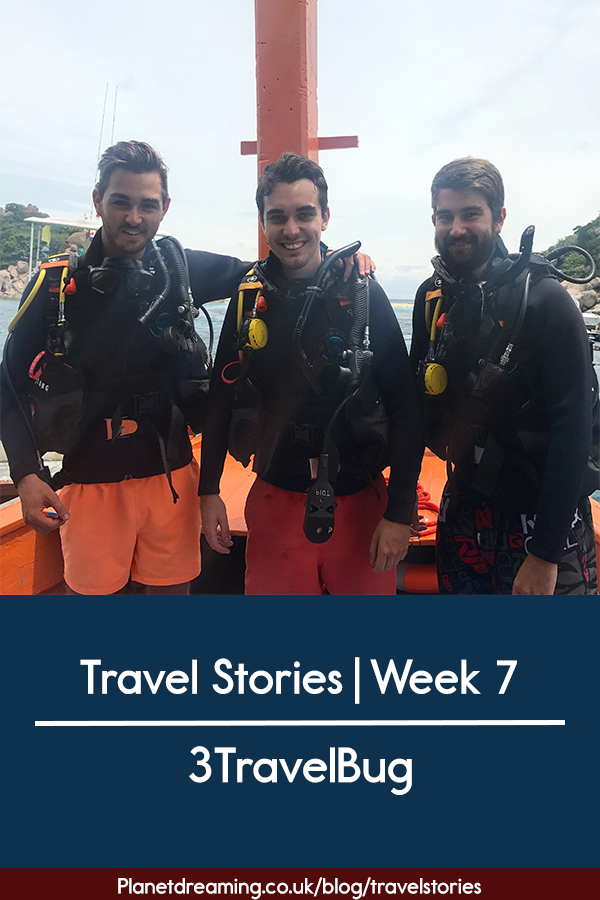 Travel Stories week 7