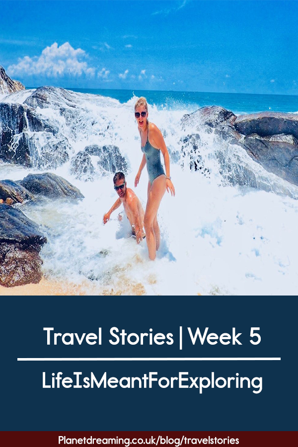 Travel Stories week 5