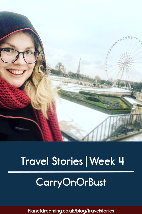 Travel stories week 4