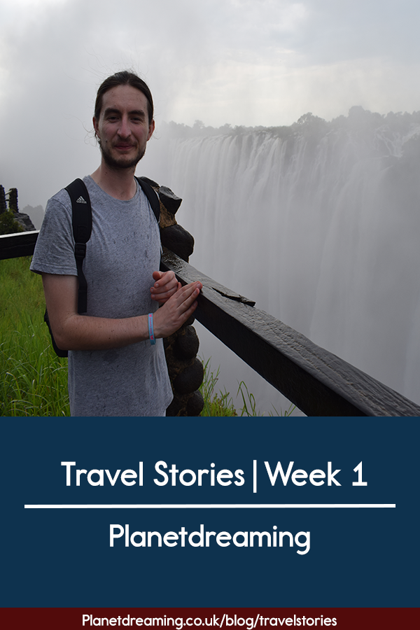 Travel stories week 1