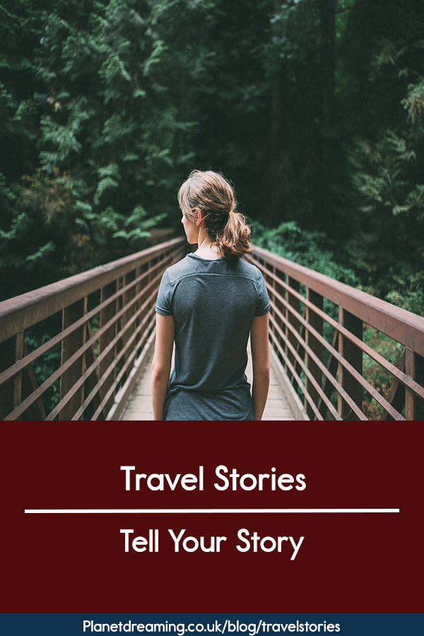 Travel stories tell your story