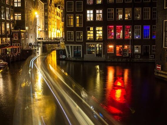 Amsterdam flight deals