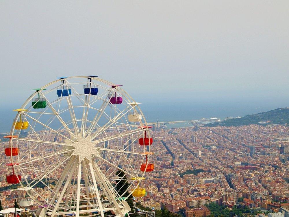 barcelona flight deal