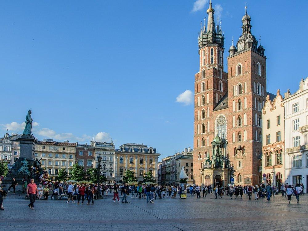 krakow flight deal