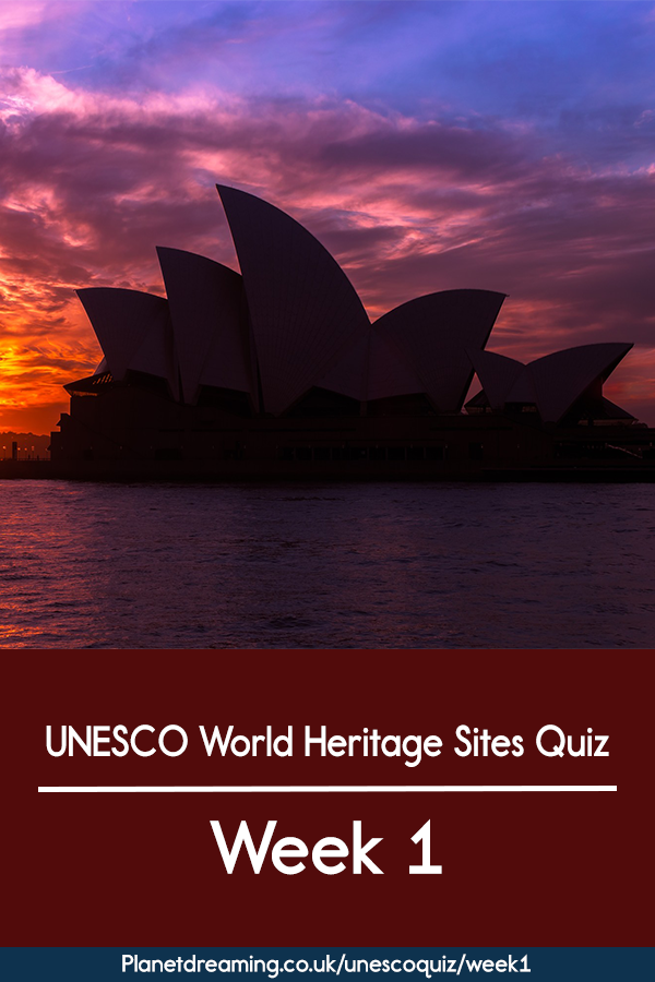 UNESCO Quiz Week 1