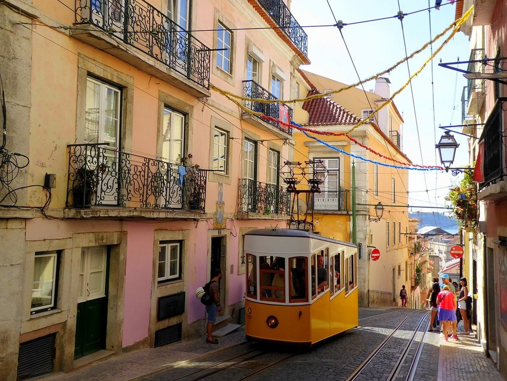 Lisbon flight deal