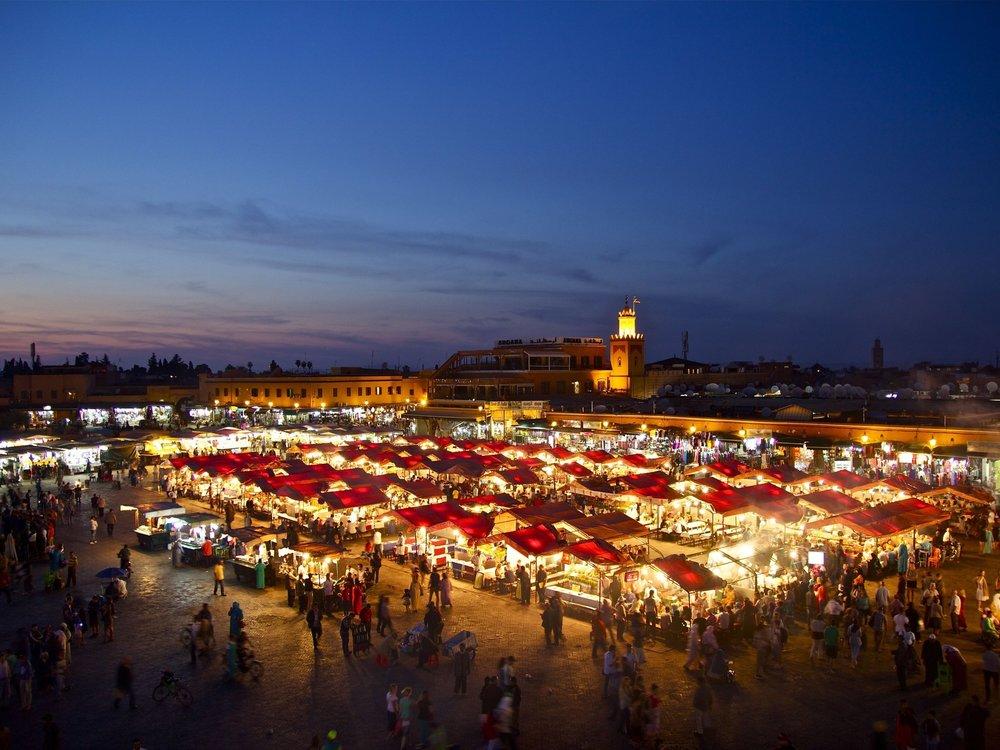 marrakesh flight deal