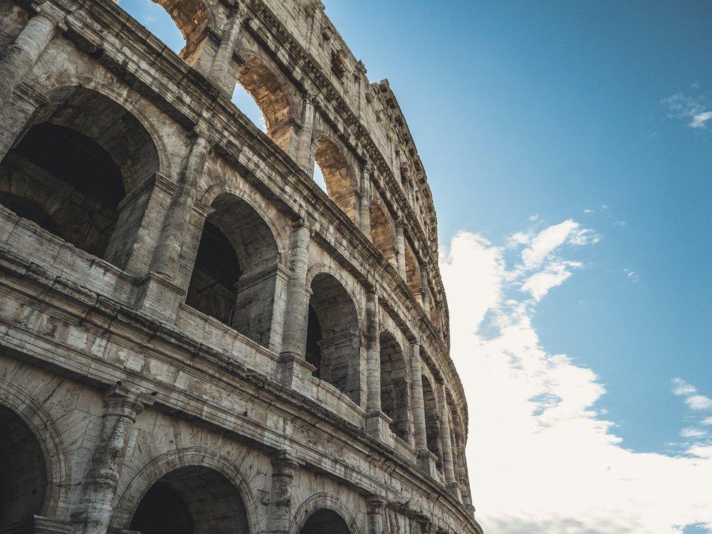 rome flight deal