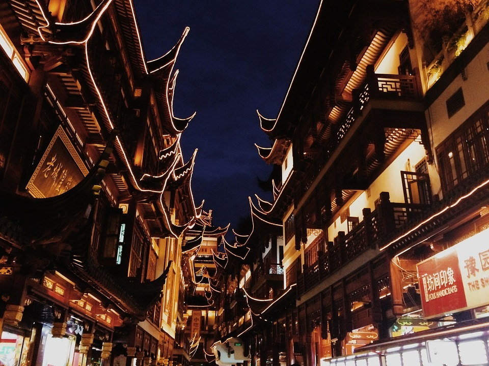 shanghai flight deal