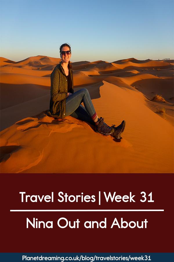 Travel Stories week 31