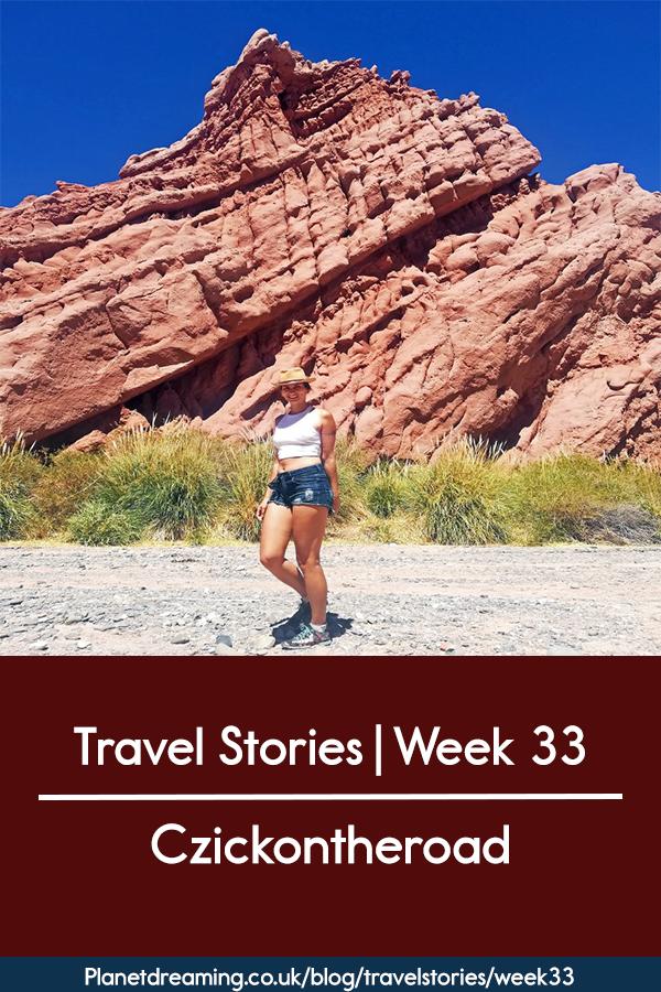 travel stories week 33