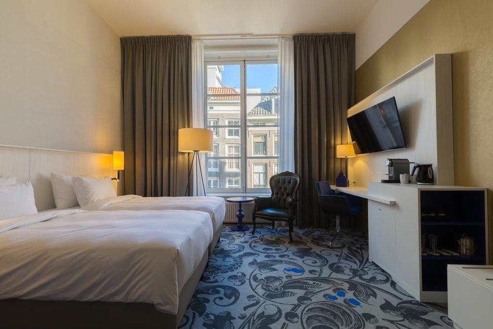 Amsterdam Hotel Guide