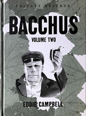 Bacchus Omnibus Edition Volume Two