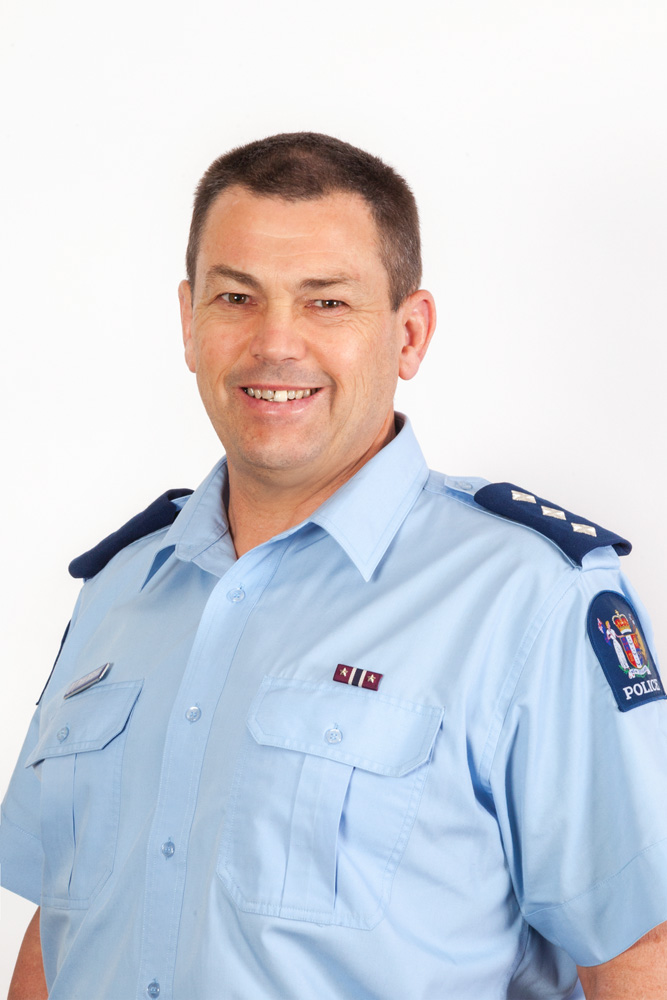 Peter McKennie, NZ Police