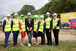 UTC Portsmouth ground breaking