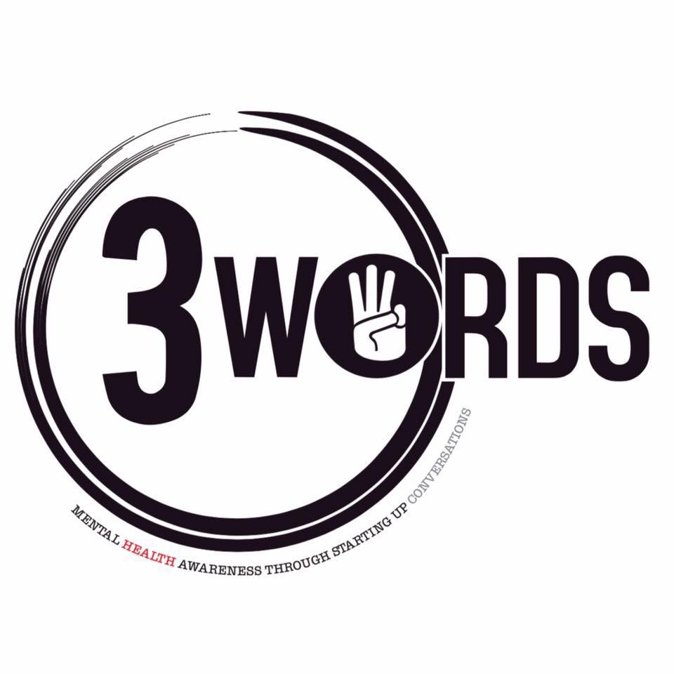 3Words, Mental Health Awareness, is a page dedicated to those battling with, or surrounded by mental illness. As a suicide survivor. I know ho hard it can be to reach out and open up. 3Words, is a safe place for people to do just that. We are NOT a professional service. We are simply here to help others through sharing our stories of LIVED EXPERIENCE. 3Words, does NOT and will NOT tolerate BULLYING. and any person seen throwing out NEGATIVITY or HARASSMENT will be removed. We are a family here with a fight to try together to break the stigma that is behind mental illness.