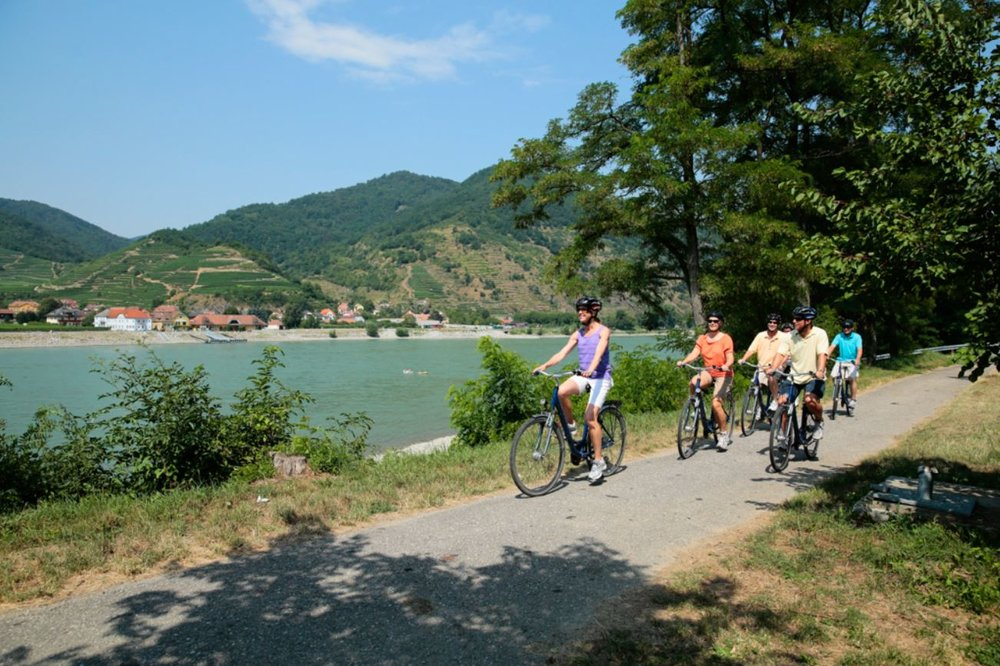Optional Bike Tours along the Danube