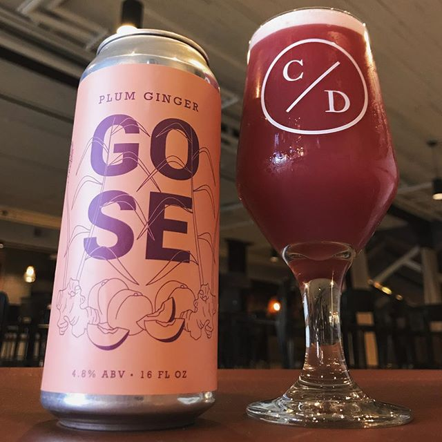 Wednesday, October 31, is the release of our Plum Ginger Gose! ⠀⠀⠀⠀⠀⠀⠀⠀⠀ One of our most popular opening day offerings, Plum Ginger Gose has finally returned. With more plums and more ginger, we took an awesome beer to the next level. A bright magenta/pink color foreshadows a sweet plum flavor. Bright acidity compliments the fruit, giving way to a cleansing ginger bite. Available on draft and cans. ⠀⠀⠀⠀⠀⠀⠀⠀⠀ Price: $14 4pk/16oz ⠀⠀⠀⠀⠀⠀⠀⠀⠀ #fandistrictrva #plumginger #gose #rvabeer #rvabeertrail #canrelease